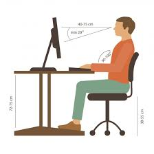 Sitting positions: Posture and back health